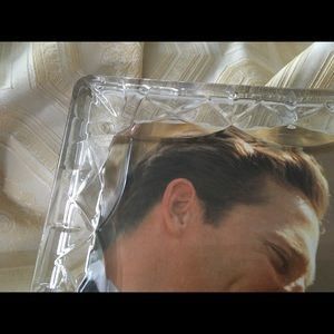 Gorham Crystal Accents - Gorham Crystal Photo Frame
